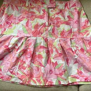 Fashion bug flowered skirt